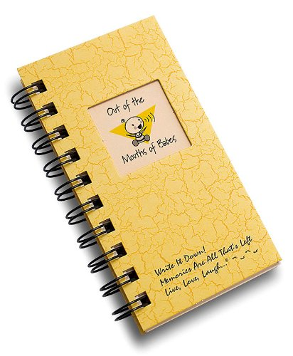 Babe Mini (Out of the Mouths of Babes - MINI Buttercup Hard Cover (prompts on every page, recycled paper, read more...))