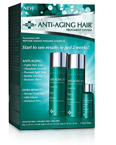 Anti Aging Hair Treatment System