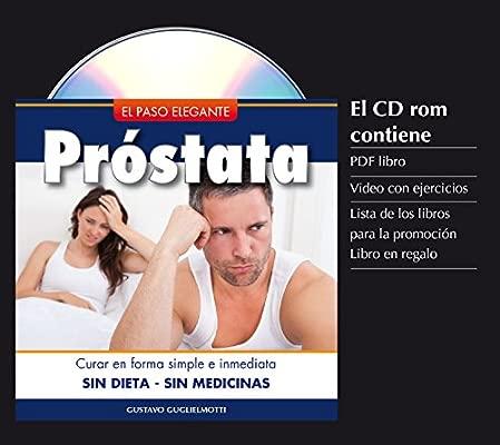 curar la próstata con una dieta