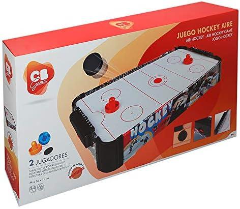 Colorbaby Juego Air Hockey de mesa CB Games (43315): Amazon.es ...