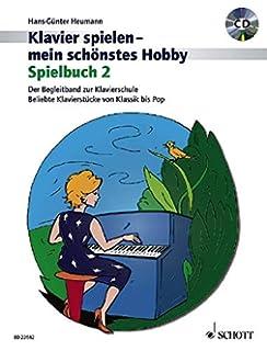 Klavierspielen mein schönstes Hobby Klavierschule mit Piano-Bleistift