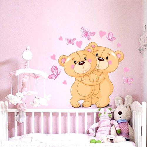 Pegatinas de osos para bebés