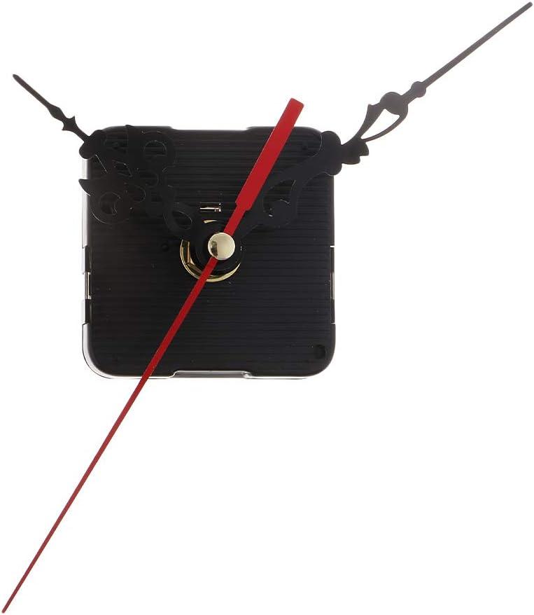 roter Zeiger Quarzuhrwerk Quarz Uhrwerk Mit Zeiger