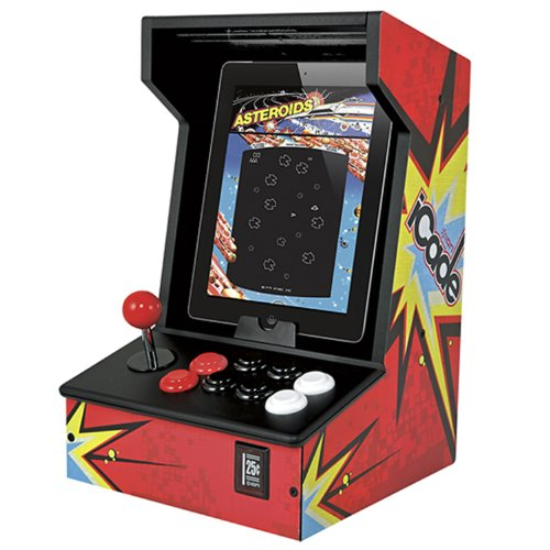 Amazon.com: ION iCade Arcade Bluetooth Cabinet for iPad: Sports ...