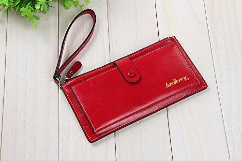 Money coming shop 2016 Ladies Women Wallets Syntheetic Leather Purses Long Wallet Women Elegant Female Red Women's Wallets Woman Leather Wallet (How To Make Edible Fake Blood)