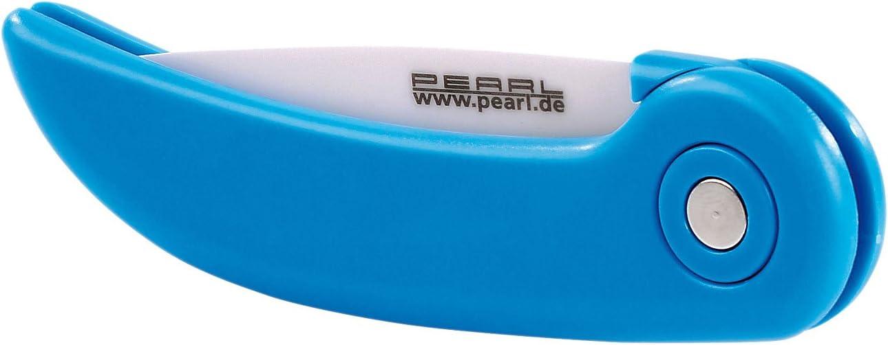 2er-Set Keramik-Klappmesser Messer Tasche Extrem Scharfes Taschenmesser