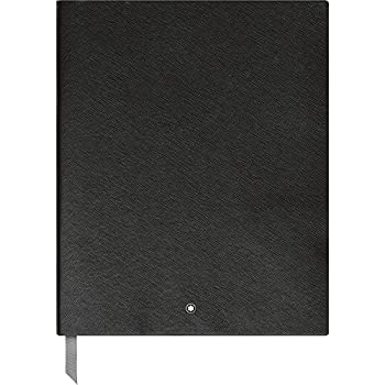 Amazon.com : Montblanc Open Diary Black #147 Fine Stationery ...