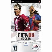 FIFA Soccer 06 - Sony PSP