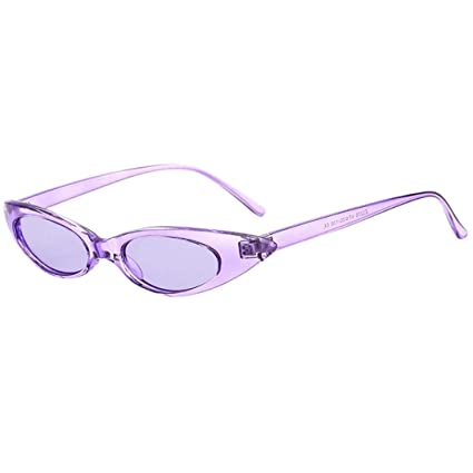 c2868575a5c Amazon.com  Forthery Cat Eye Sunglasses Clout Goggles Vintage Mod Style  Retro Kurt Cobain Cateye (G)  Home Audio   Theater