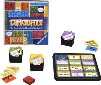 Ravensburger Dingbats Puzzle Game