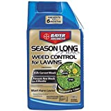Bayer Advanced 704050 Season Long Weed Control for Lawn Concentrate, 24-Ounce (Not Sold in NY)