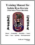 Training Manual for Isshin Ryu Karate