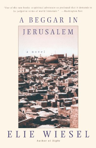 Cover of A Beggar in Jerusalem: A novel
