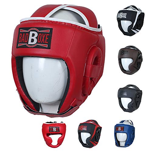 Twister Competition Boxing Head Guard Muay Thai MMA Sparring Head Protection Headgear