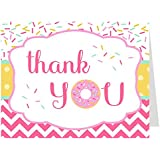 amazon com thank you cards little putter baby shower thank you