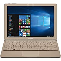 Samsung Galaxy TabPro S 12 Flagship High Performance TouchScreen 2-in-1 Convertible Laptop (2017 Edition), Full HD+ (2160x1440), Intel Core M3, 8GB RAM, 256GB SSD, WiFi, Windows 10, Gold