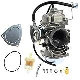 AUTOKAY New Carburetor for Polaris Sportsman 500 4X4 HO 2001-2005 2010 2011 2012 Carb