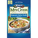 Mrs. Grass Hearty Soup Mix, Homestyle Chicken Noodle, 5.93 Ounce (Pack of 8)