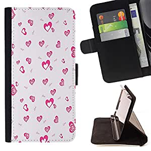 - Pinky Bow - - Premium PU Leather Wallet Case with Card Slots, Cash Compartment and Detachable Wrist Strap FOR Samsung Galaxy S3 MINI I8190 King case