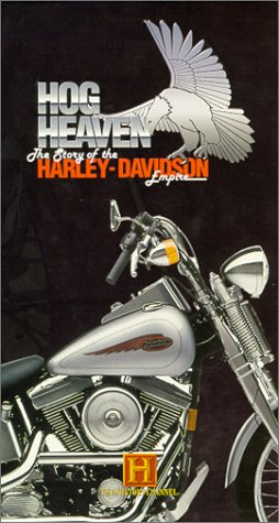 Hog Heaven - The Story of the Harley-Davidson Empire [VHS]