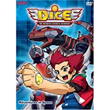 D.I.C.E. - Adventures in Space (Vol. 1)