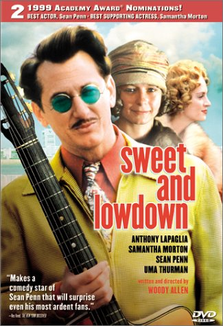Sweet and Lowdown (Fullscreen) for sale  Delivered anywhere in USA