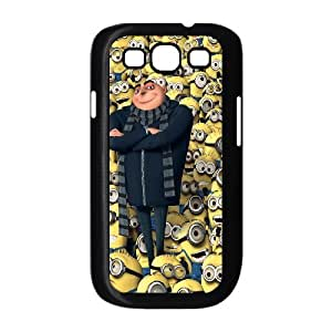 Despicable Me ROCK5098249 Phone Back Case Customized Art Print Design Hard Shell Protection Samsung Galaxy S3 I9300