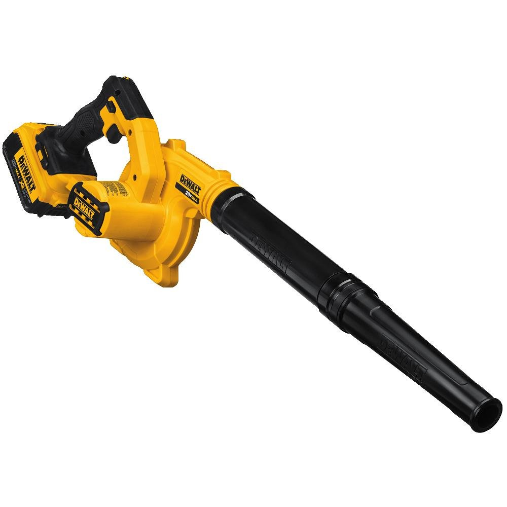 DEWALT DCE100M1 20V MAX Compact Jobsite Blower Kit