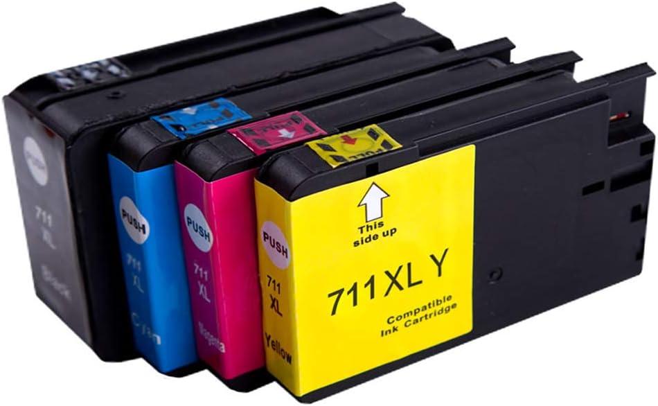 GYBN Cartucho de Impresora de Gran Capacidad, Color Negro para ...