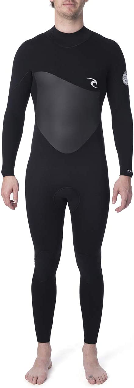 Rip Curl Omega 3/2 Back-Zip Full Wetsuit - Men's