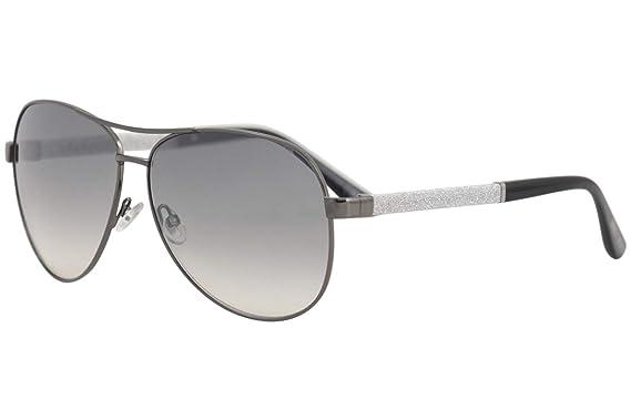 f350fae7cfaf6 Amazon.com  Jimmy Choo Women s Lexie S Palladium Grey Silver  Clothing