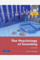 Psychology of Investing: International Edition Capa comum