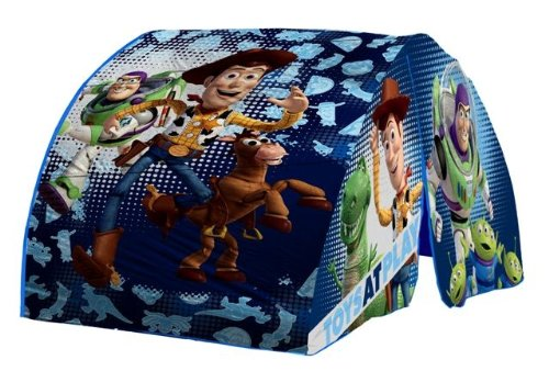Disney Toy Story Bed Tent with Pushlight