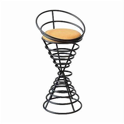 Amazon com: Bar Stool Bar Chair Breakfast Chair High Stool