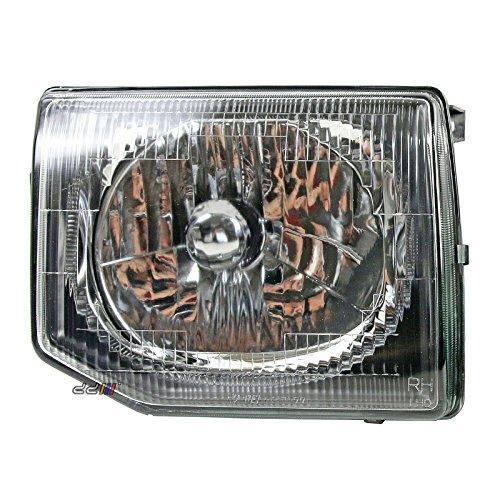 Right RHS Headlights Lamp For Mitsubishi Pajero NH NJ NK NL V32 V33 V34 - 100 Nj Part