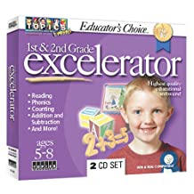 Educator's Choice 1st & 2nd Grade Excelerator (Jewel Case)