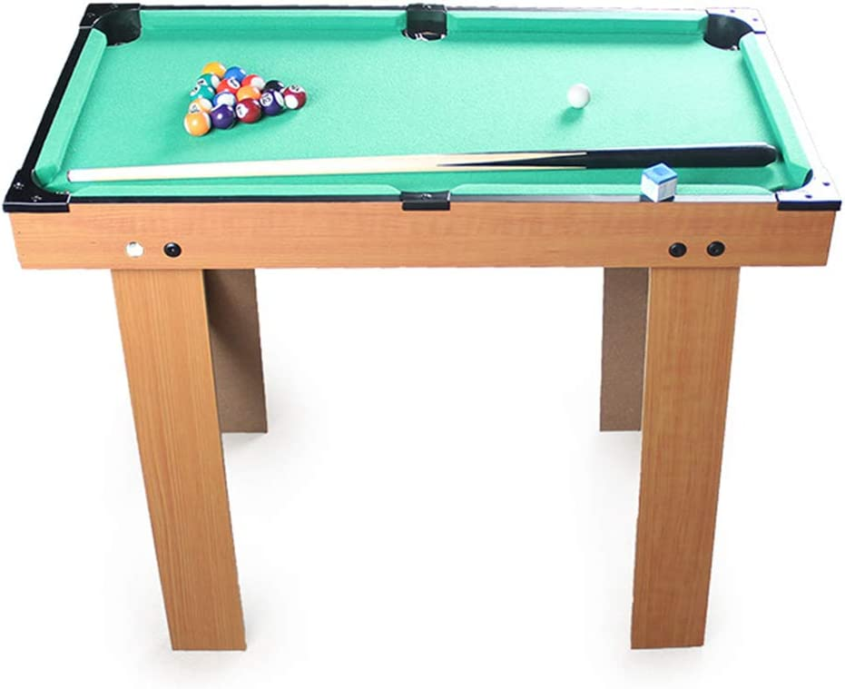 Mesa de Billar de Juegos Infantiles, Mini Interior Billar con ...