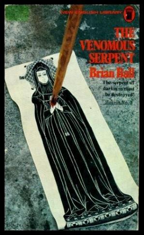 book cover of The Venomous Serpent