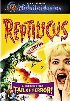 Reptilicus directed by Sidney Pink