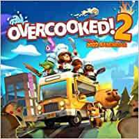 Overcooked 2 Calendar 2022: OFFICIAL game calendar. This incredible cute calendar july 2021 to december 2022 with high quality pictures .Gaming calendar 2021-2022. Calendar video games