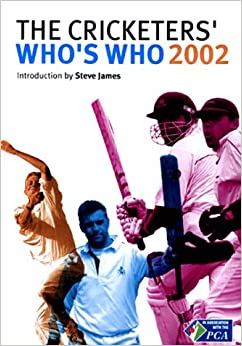 The Cricketers' Who's Who 2002