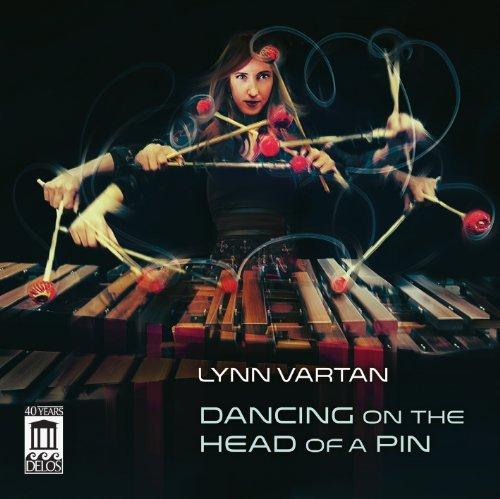 Dancing on the Head of a Pin [Lynn Vartan] [Delos: DE 3451] by Lynn Vartan (2014-04-10)