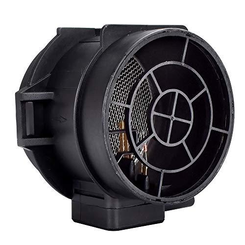 (FAERSI Mass Air Flow Sensor Meter MAF 13627566983 5WK9642Z for BMW 330i 330Ci 330xi Z4 X3, 2003 2004 2005 2006 330Ci 3.0L, 2002-2005 330i 330XI 3.0L, 2004-2006 X3 3.0L & 2003 Z4 3.0L L6)