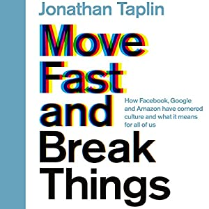 Move Fast and Break Things Audiobook
