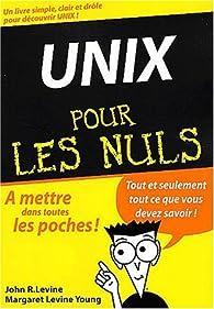 UNIX pour les nuls par John R. Levine