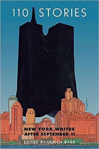 Amazon Com  Stories New York Writes After September   Ulrich Baer Books