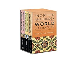 The Norton Anthology of World Literature, Package 2 (Includes Volumes D, E, F)