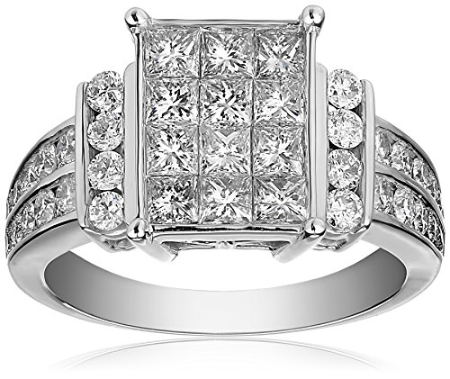 Certified Engagement Princess Cut Diamonds Clarity