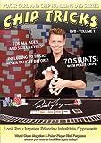 The Poker Card and Chip Handling DVD Series, Vol. 1: Chip Tricks. 70 Chip Tricks!