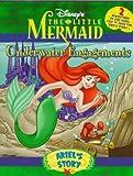 Disney's the Little Mermaid: Underwater Engagements: Ariel's Story, Eric's Story: Flip Book